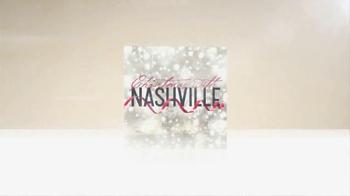 Nashville: The Soundtracks TV Spot, 'Christmas With Nashville' - Thumbnail 4