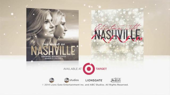 Nashville: The Soundtracks TV Spot, 'Christmas With Nashville' - Thumbnail 7