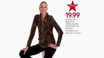Macy's La Venta de Súper Sábado TV Spot, 'Viernes y Sábado' [Spanish] - Thumbnail 3