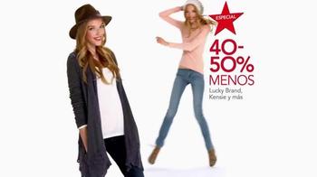 Macy's La Venta de Súper Sábado TV Spot, 'Viernes y Sábado' [Spanish] - Thumbnail 7