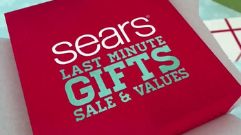 Sears Last Minute Gifts Sale & Values TV Spot, 'Last Minute Gifts' - Thumbnail 2