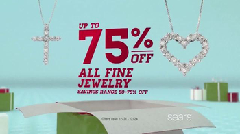 Sears Last Minute Gifts Sale & Values TV Spot, 'Last Minute Gifts' - Thumbnail 6