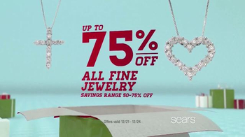 Sears Last Minute Gifts Sale & Values TV Spot, 'Last Minute Gifts' - Thumbnail 7
