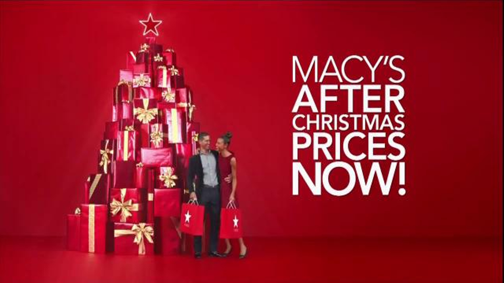 macys after christmas prices now sale tv commercial best gifts ispottv - Best After Christmas Sales