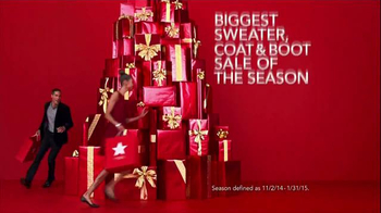 Macy's After Christmas Prices Now Sale TV Spot, 'Best Gifts' - Thumbnail 2