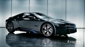 2015 BMW i8 TV Spot, 'Esquire Network Promo' - Thumbnail 4