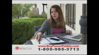 Power Pebble TV Spot, 'Extra Time' - Thumbnail 1