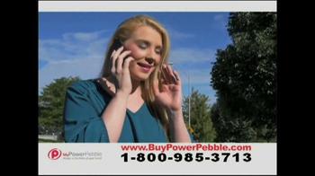 Power Pebble TV Spot, 'Extra Time' - Thumbnail 2