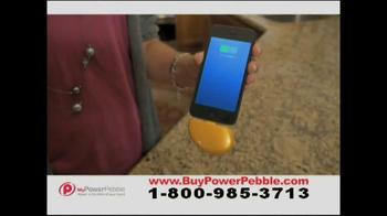 Power Pebble TV Spot, 'Extra Time' - Thumbnail 3