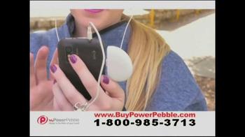 Power Pebble TV Spot, 'Extra Time' - Thumbnail 4