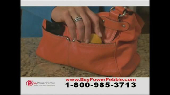 Power Pebble TV Spot, 'Extra Time' - Thumbnail 6