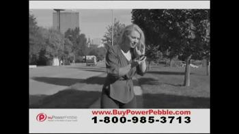 Power Pebble TV Spot, 'Extra Time' - Thumbnail 7