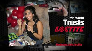 Loctite TV Spot, 'Done Right the First Time'