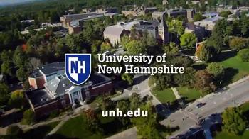 University of New Hampshire TV Spot, 'Key to Success' - Thumbnail 10