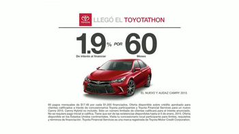 Toyota Toyotathon TV Spot, 'Likes' [Spanish] - Thumbnail 7