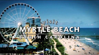 Visit Myrtle Beach TV Spot, 'Where New Experiences Never Disappoint'