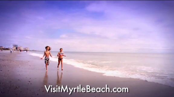 Visit Myrtle Beach TV Spot, 'Where New Experiences Never Disappoint' - Thumbnail 1