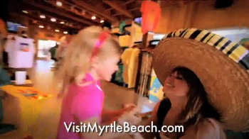 Visit Myrtle Beach TV Spot, 'Where New Experiences Never Disappoint' - Thumbnail 2