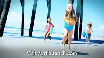 Visit Myrtle Beach TV Spot, 'Where New Experiences Never Disappoint' - Thumbnail 4