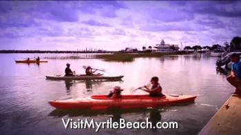Visit Myrtle Beach TV Spot, 'Where New Experiences Never Disappoint' - Thumbnail 5