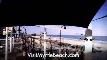 Visit Myrtle Beach TV Spot, 'Where New Experiences Never Disappoint' - Thumbnail 6