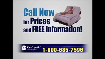 Craftmatic TV Spot, 'Shop by Phone and Save' - Thumbnail 3