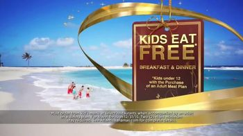 Atlantis TV Spot, 'Kids Eat Free'