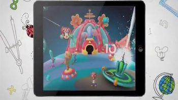 Disney Imagicademy App TV Spot, 'Magical Math World'
