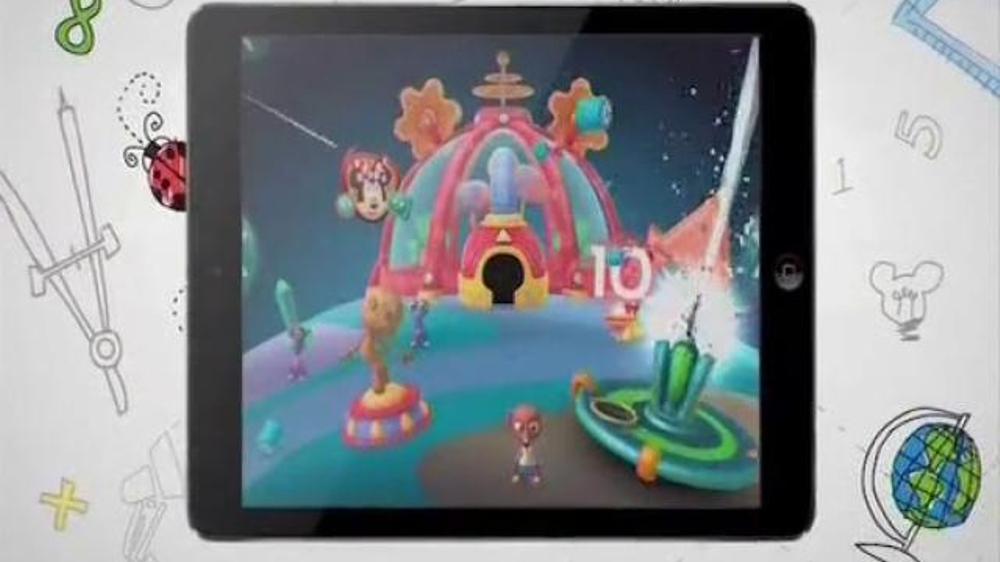 Disney Imagicademy App TV Commercial, \'Magical Math World\' - iSpot.tv