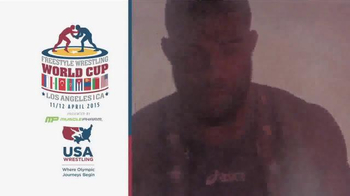 2015 Freestyle Wrestling World Cup TV Spot - Thumbnail 1