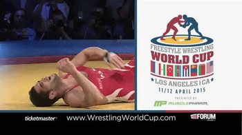2015 Freestyle Wrestling World Cup TV Spot - Thumbnail 10