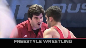 2015 Freestyle Wrestling World Cup TV Spot