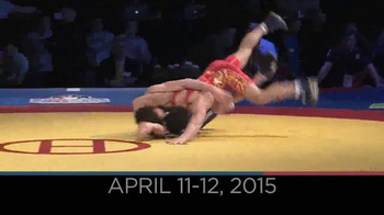 2015 Freestyle Wrestling World Cup TV Spot - Thumbnail 4