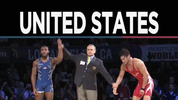 2015 Freestyle Wrestling World Cup TV Spot - Thumbnail 7