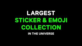 Line App TV Spot, 'The Sticker Shop Contest' - Thumbnail 10