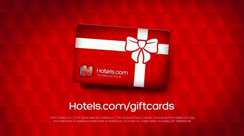 Hotels.com TV Spot, 'Give the Gift of Gift Cards' - Thumbnail 10