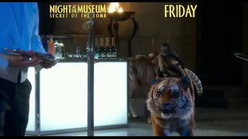 Night at the Museum: Secret of the Tomb - Alternate Trailer 32
