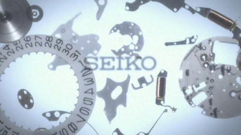 Seiko TV Spot, 'The Seiko Nation' - Thumbnail 1