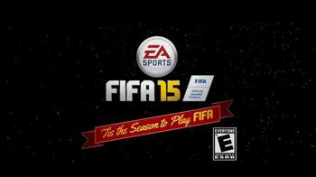 FIFA 15 TV Spot, 'Messi vs. Hazard' Ft. Lionel Messi, Eden Hazard - Thumbnail 10