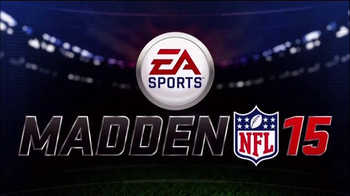 Madden NFL 15 TV Spot, 'Smarter Offense' - Thumbnail 1