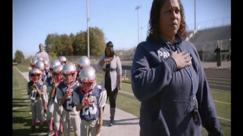 NFL Together We Make Football TV Spot, 'Felicia Correa-Garcia' - 67 commercial airings