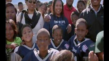 NFL Together We Make Football TV Spot, 'Felicia Correa-Garcia' - Thumbnail 9
