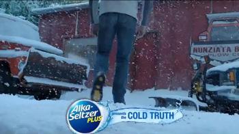 Alka-Seltzer Plus Day Powder TV Spot, 'Truck Driver' - Thumbnail 1
