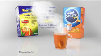 Alka-Seltzer Plus Day Powder TV Spot, 'Truck Driver' - Thumbnail 5