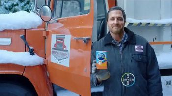 Alka-Seltzer Plus Day Powder TV Spot, 'Truck Driver'