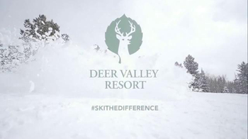 Deer Valley Resort TV Spot, 'Ski the Difference' - Thumbnail 9