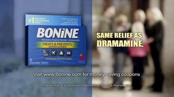 Bonine TV Spot, 'Travel Holds You Back' - Thumbnail 7