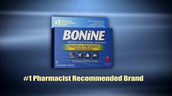 Bonine TV Spot, 'Travel Holds You Back' - Thumbnail 5