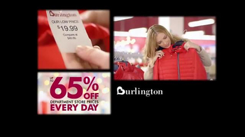Burlington Coat Factory TV Spot, 'Everything you Need for the Holidays' - Thumbnail 5