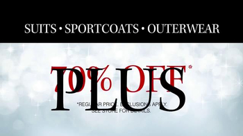 JoS. A. Bank TV Spot, 'Deals on Suits, Sportcoats and Outwear' - Thumbnail 4